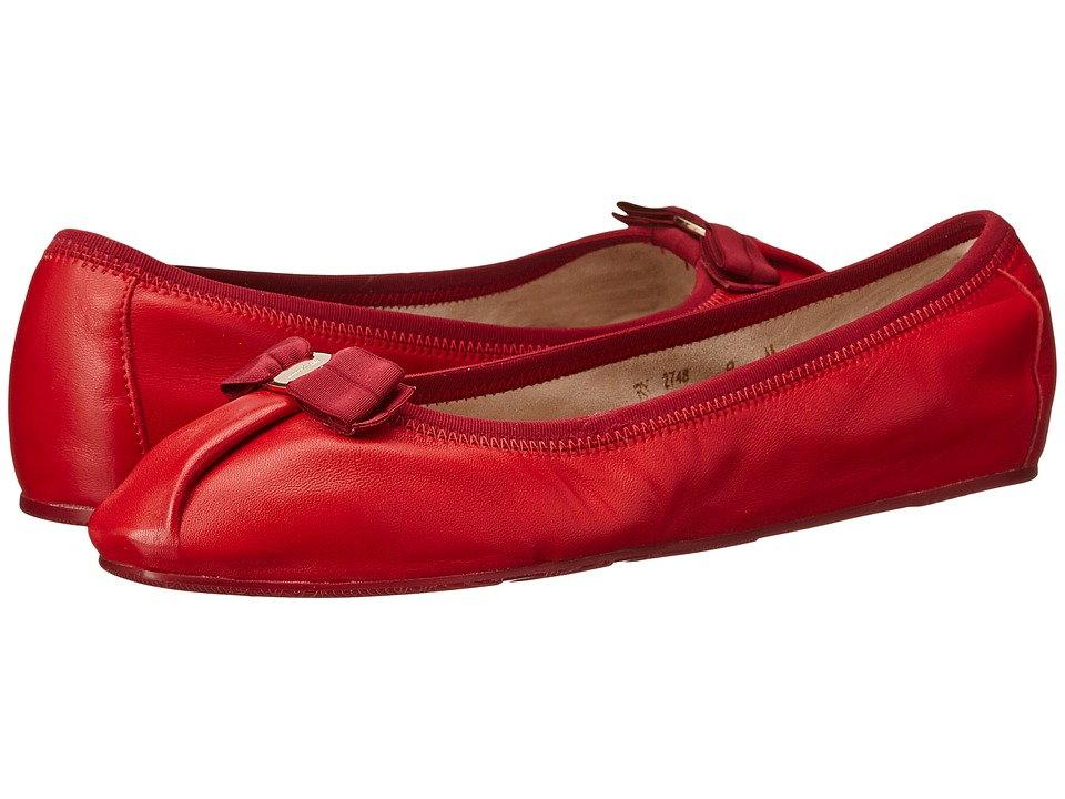 Salvatore Ferragamo - My Joy (Rosso Nappa Moda) Women's Slip on Shoes
