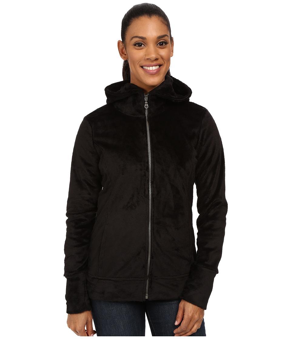 Hot Chillys - La Reina Zip Hoodie (Black) Women's Sweatshirt
