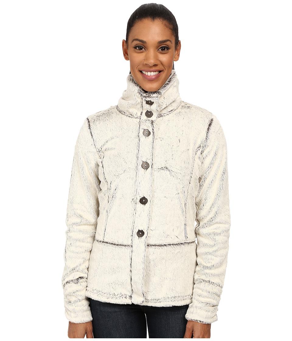 Hot Chillys - Winter Woods Peplum Jacket (Natural) Women's Coat