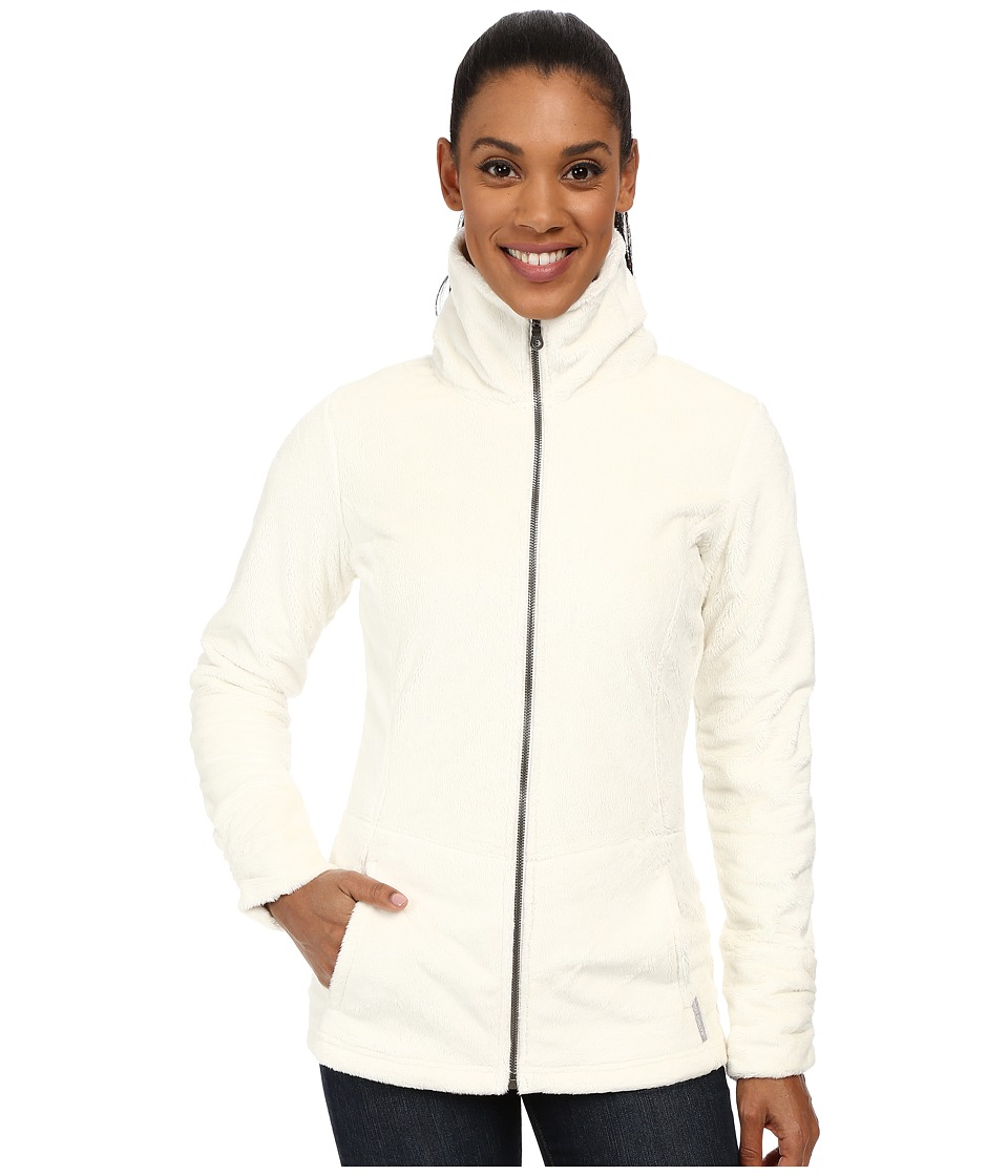 Hot Chillys - La Reina Zip Jacket (Cr me) Women's Coat