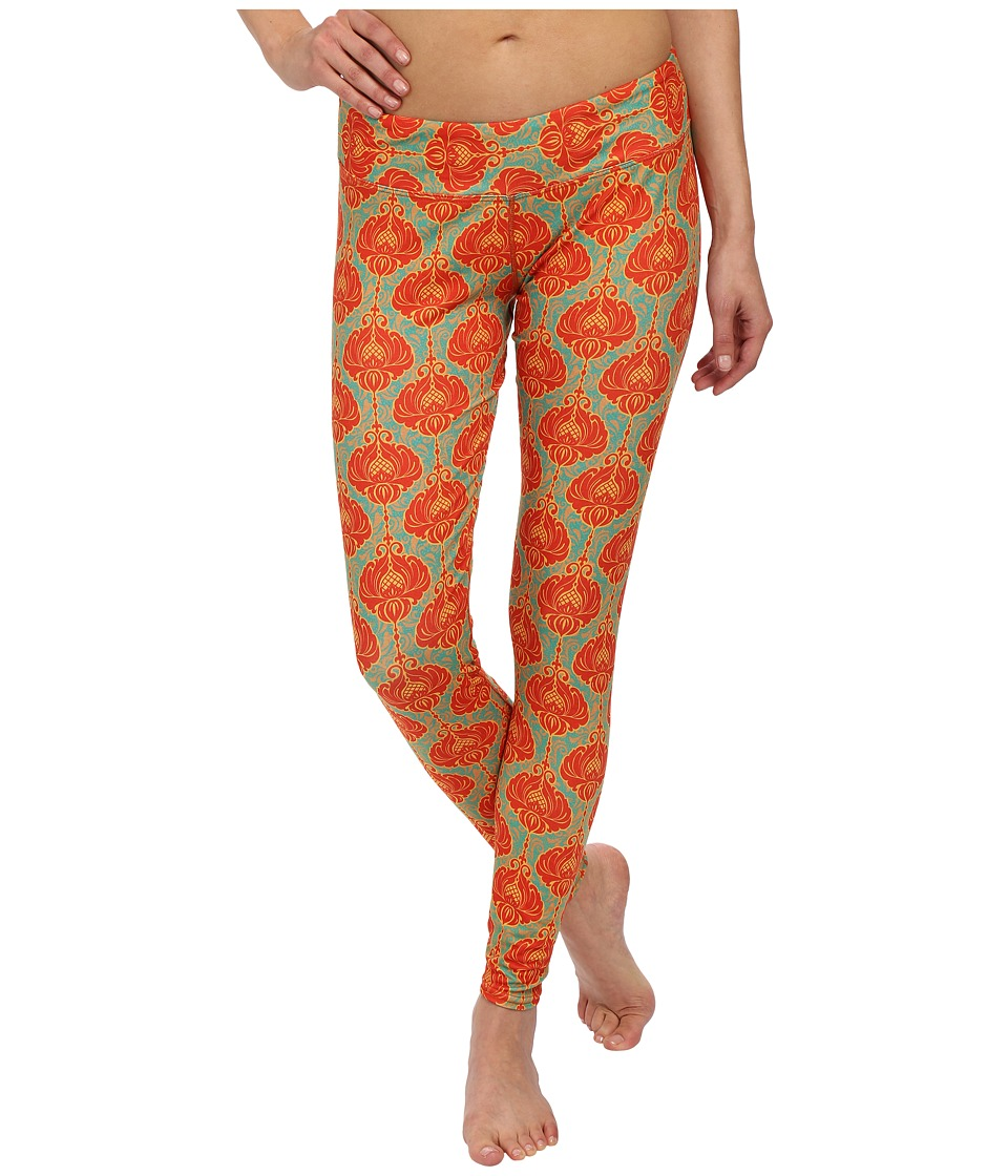 Hot Chillys - MTF Sublimated Print Tight (Casablanca) Women's Outerwear