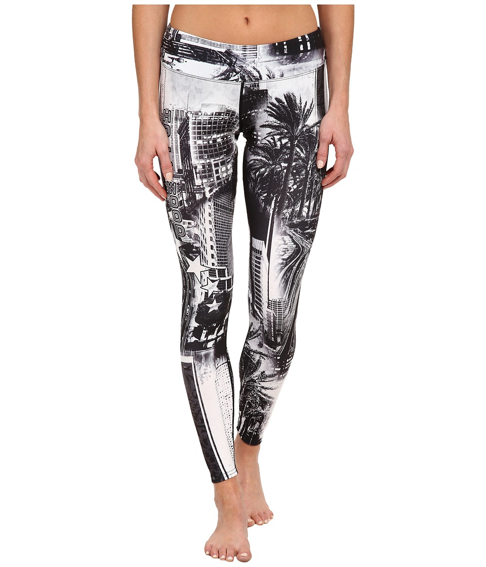 Hot Chillys - MTF Sublimated Print Tight (Hollywood) Women's Outerwear