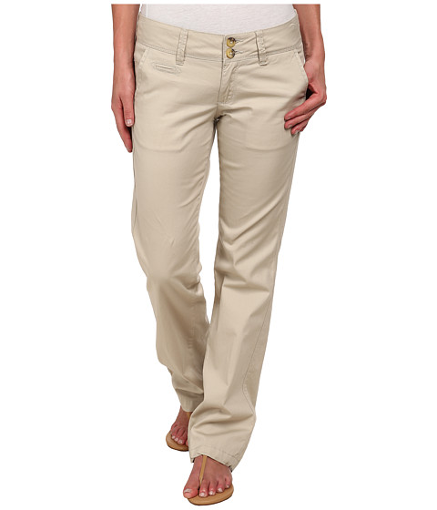 U.S. POLO ASSN. - Bradley Trousers (Stone Pebble) Women