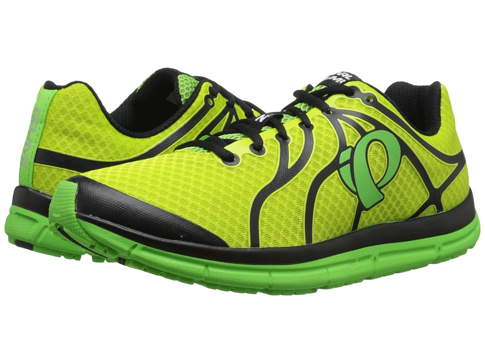 Pearl Izumi - EM Road N 2 v2 (Lime Punch/Screaming Green) Men's Running Shoes