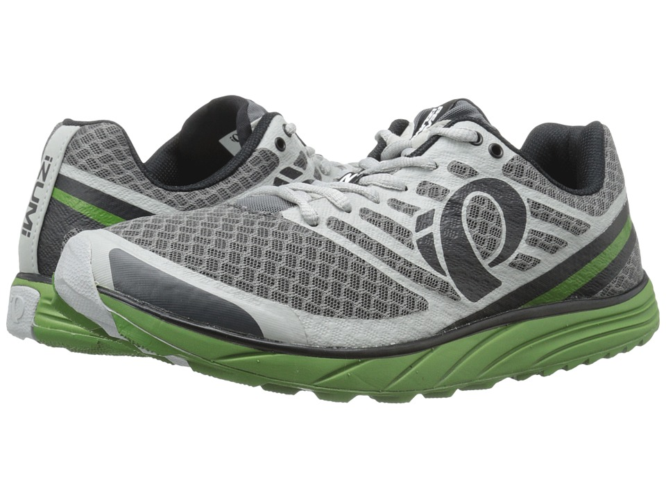 Pearl Izumi - EM Trail N 1 v2 (Shadow Grey/Cactus) Men's Running Shoes