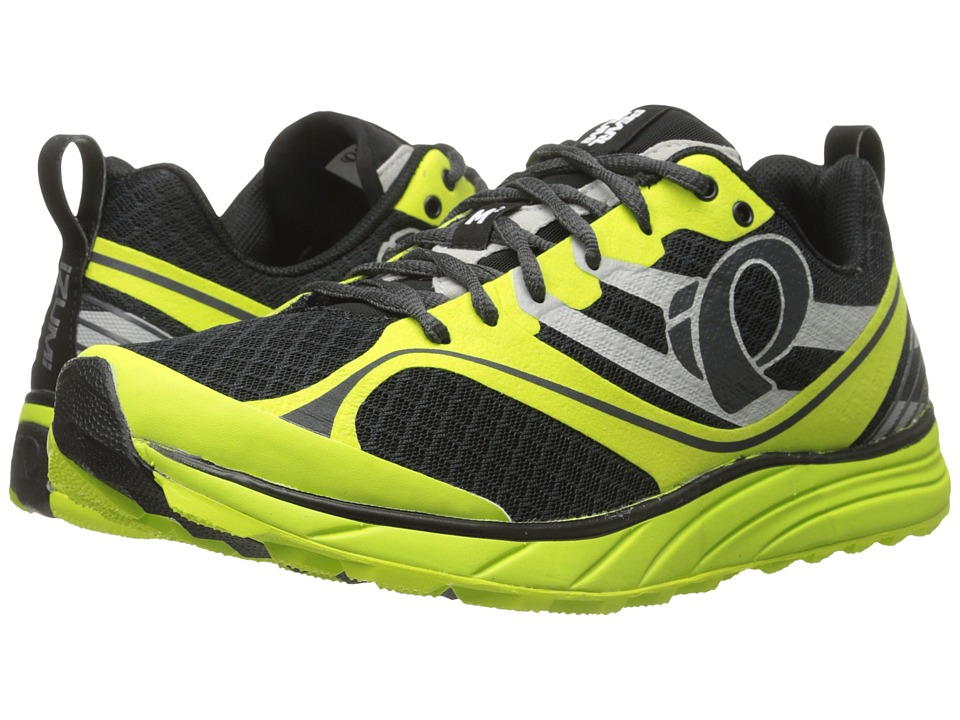 Pearl Izumi - EM Trail M 2 v2 (Black/Lime Punch) Men's Running Shoes