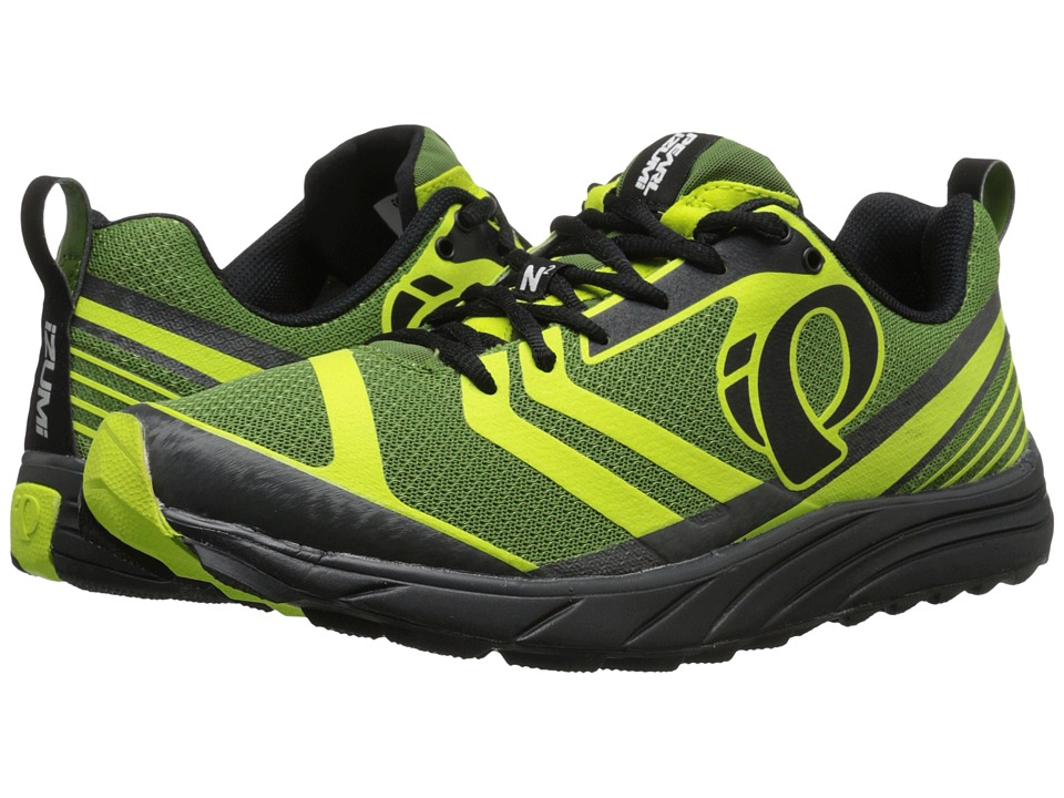 Pearl Izumi - EM Trail N 2 v2 (Cactus/Lime Punch) Men's Running Shoes