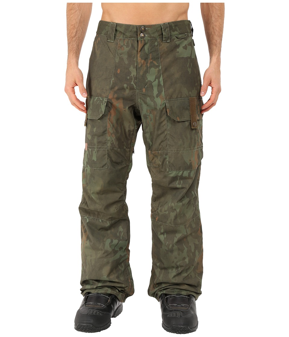 DC - Code Snow Pants (Camo Lodge) Men's Casual Pants