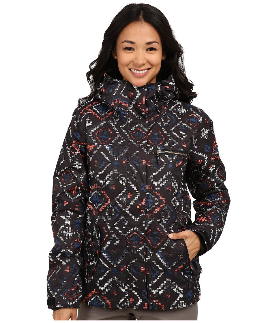 Roxy - Jetty 3-in-1 Snow Jacket (Kilim) Women's Coat