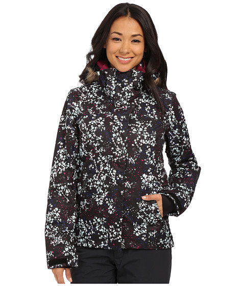 Roxy - Jet Ski Snow Jacket (Ditsy Floral) Women's Coat