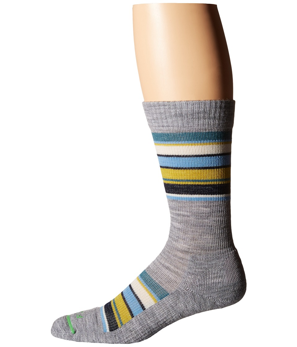 Fits - Light Hiker National Park Crew (Vin St Rocky Mountain) Crew Cut Socks Shoes