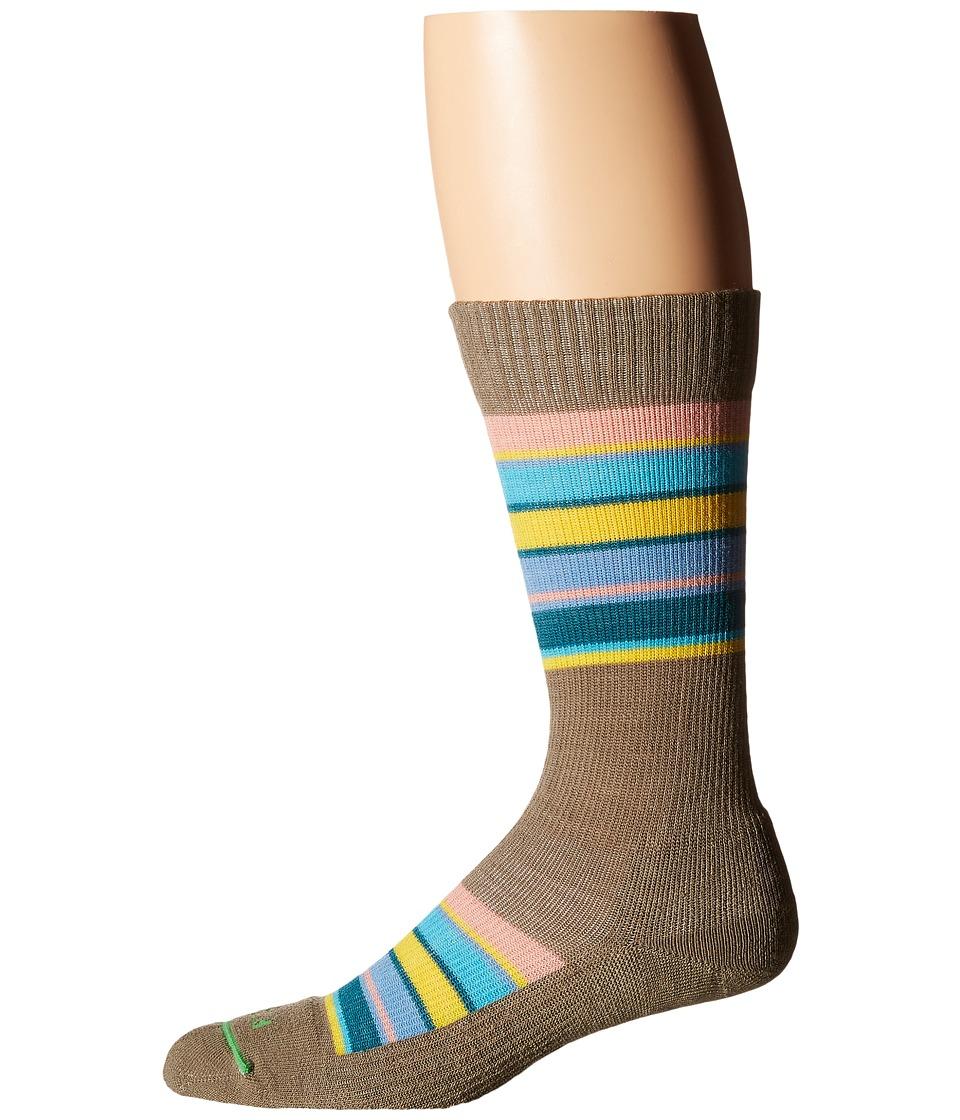Fits - Light Hiker National Park Crew (Vin St Grand Teton) Crew Cut Socks Shoes