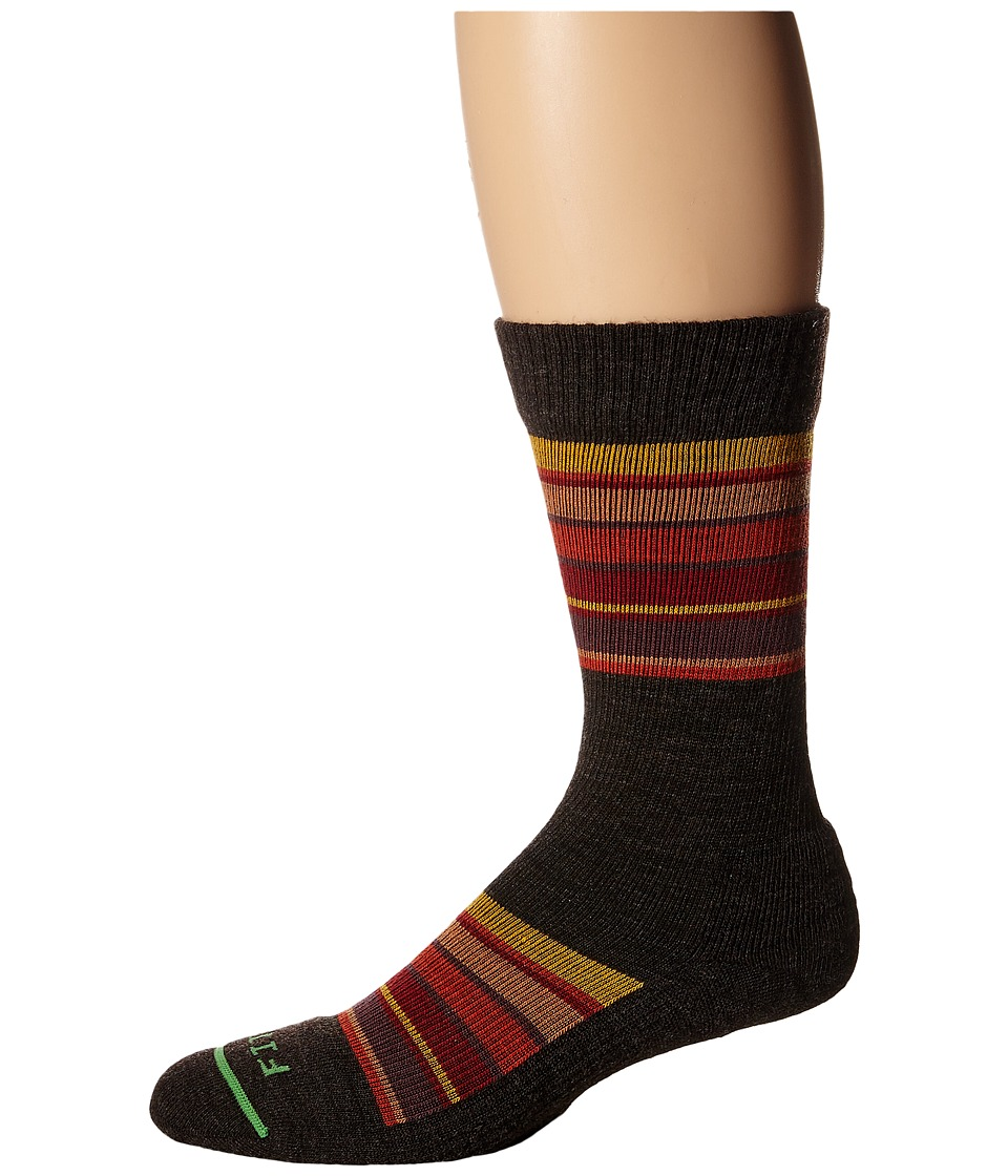 Fits - Light Hiker National Park Crew (Vin St Grand Canyon) Crew Cut Socks Shoes