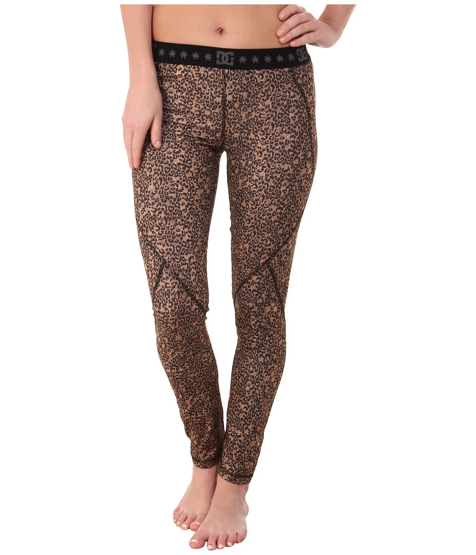 DC - Seema 15 J Bdyw (Hebon Leopard) Women's Casual Pants