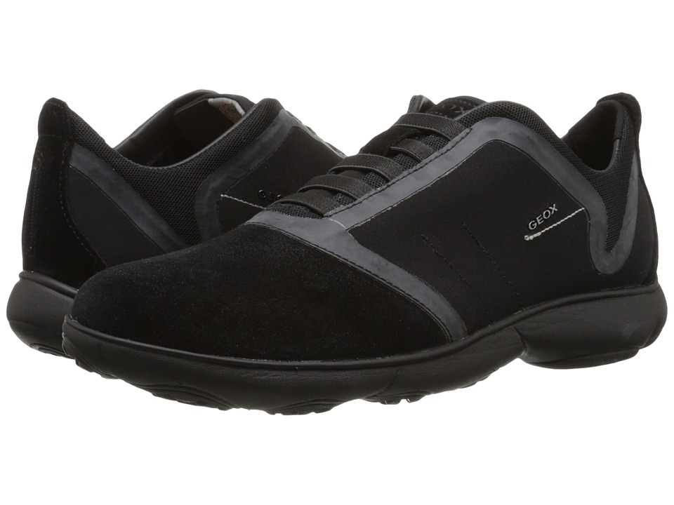 Geox - U Nebula 14 (Black) Men's Shoes