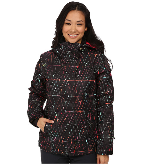 Roxy - Jetty Snow Jacket (Madrean) Women's Coat