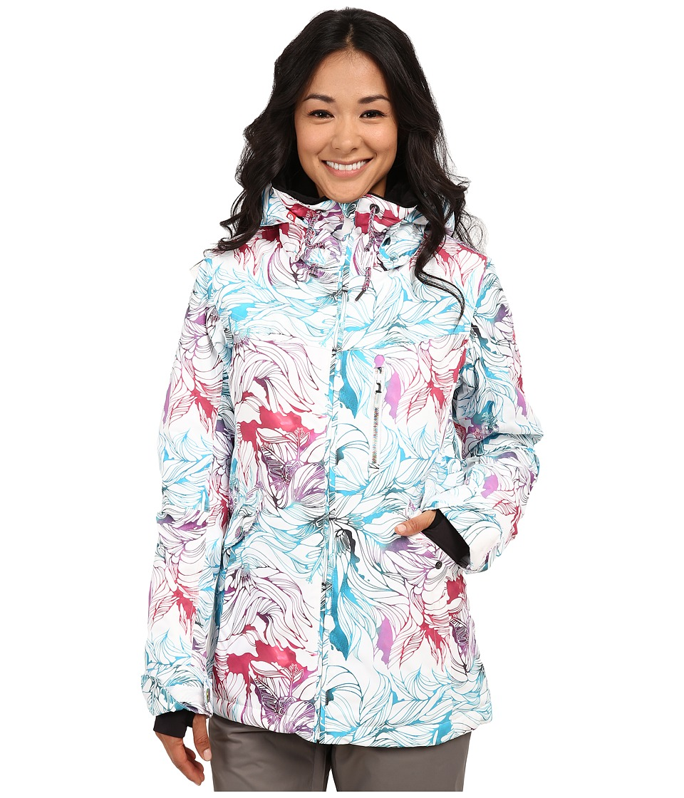Roxy - Wildlife Snow Jacket (Snowtwist) Women's Coat