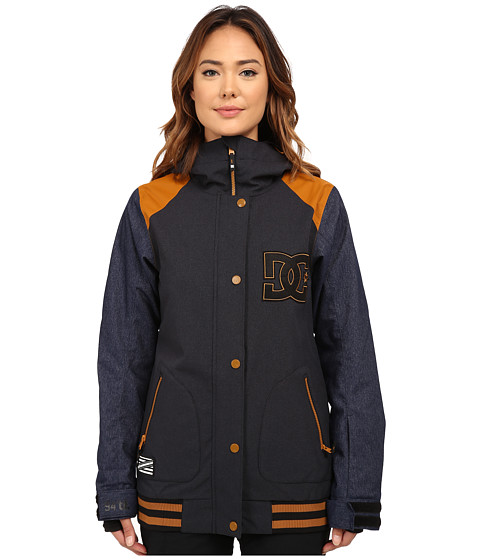 DC - Dcla Special Edition J Snow Jacket (Anthracite) Women's Coat