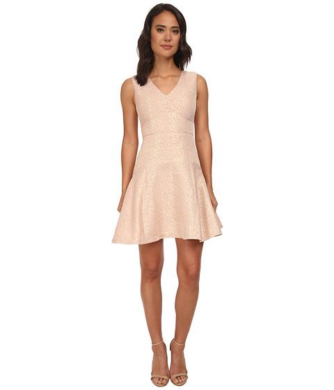 Brigitte Bailey - Carina Sleeveless Dress (Pink) Women's Dress