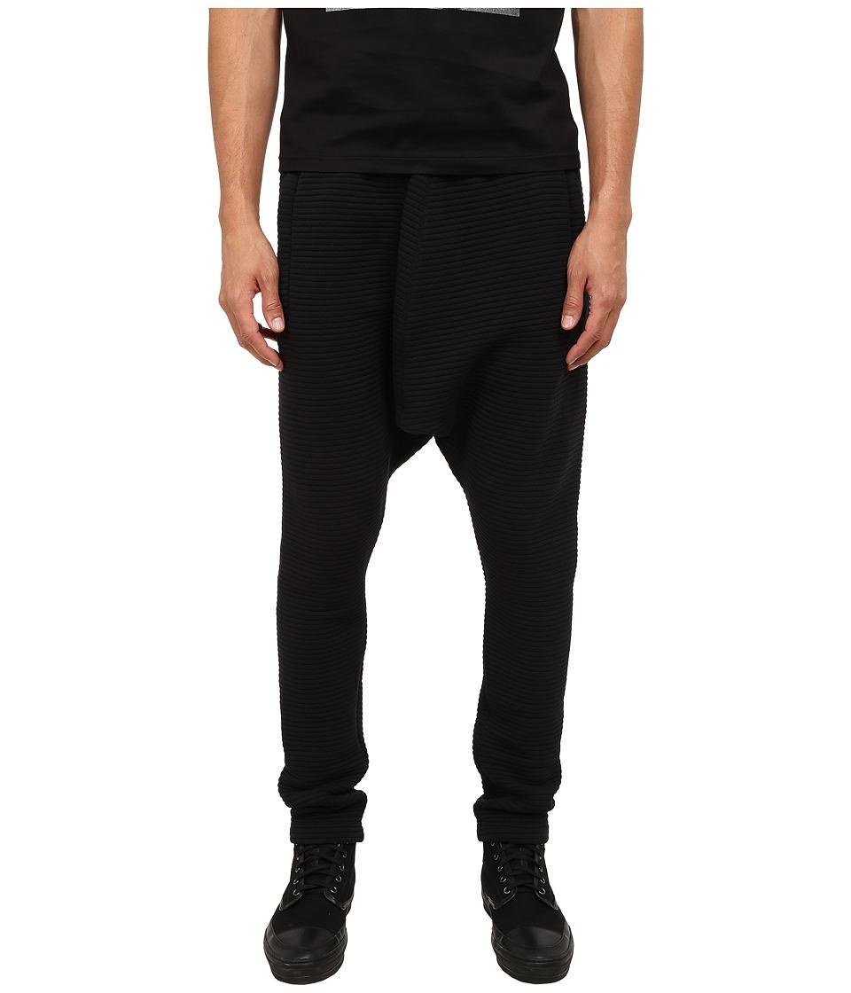 PRIVATE STOCK - The Debauchery Pant (Black) Men's Casual Pants