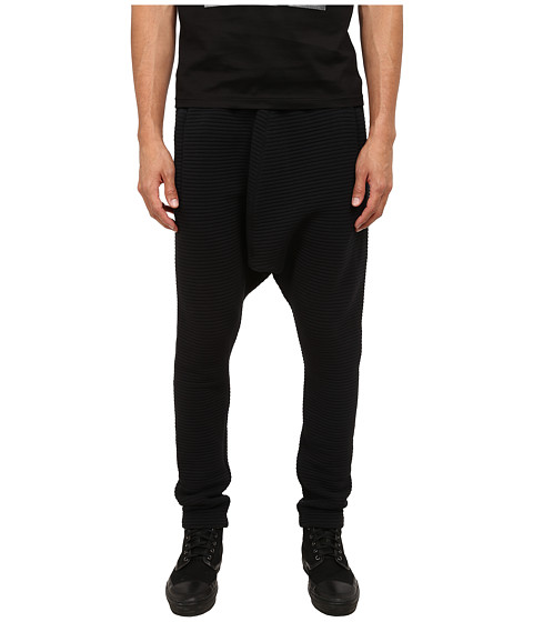 PRIVATE STOCK - The Debauchery Pant (Black) Men's Casual Pants