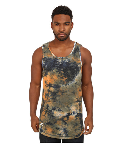 Publish - Cosimo Tank Top (Orange) Men