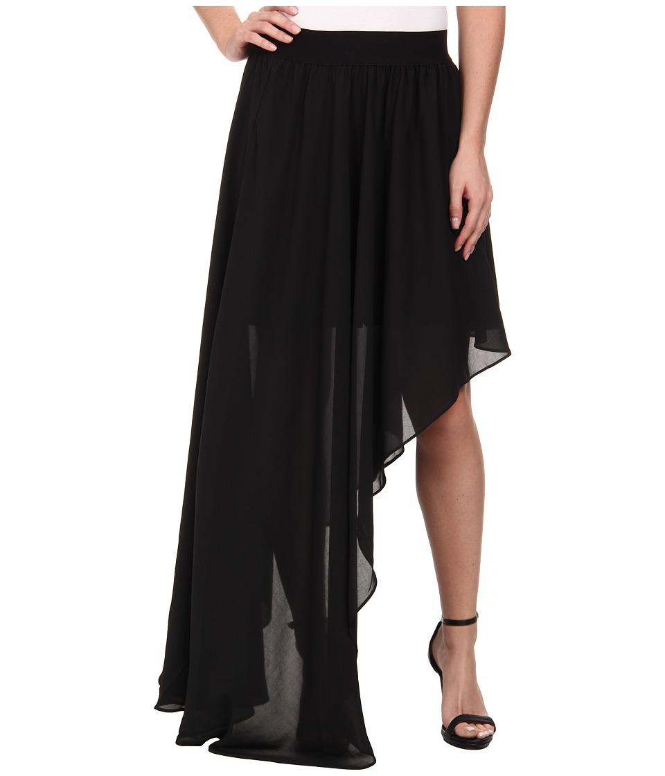 Gabriella Rocha - Annisa A-Line Skirt (Black) Women's Skirt