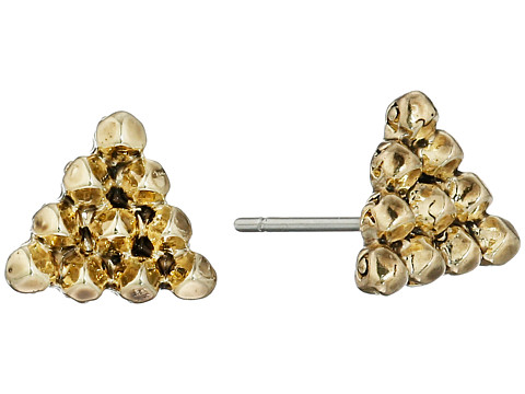 House of Harlow 1960 - Cerro Torre Stud Earrings (Gold) Earring