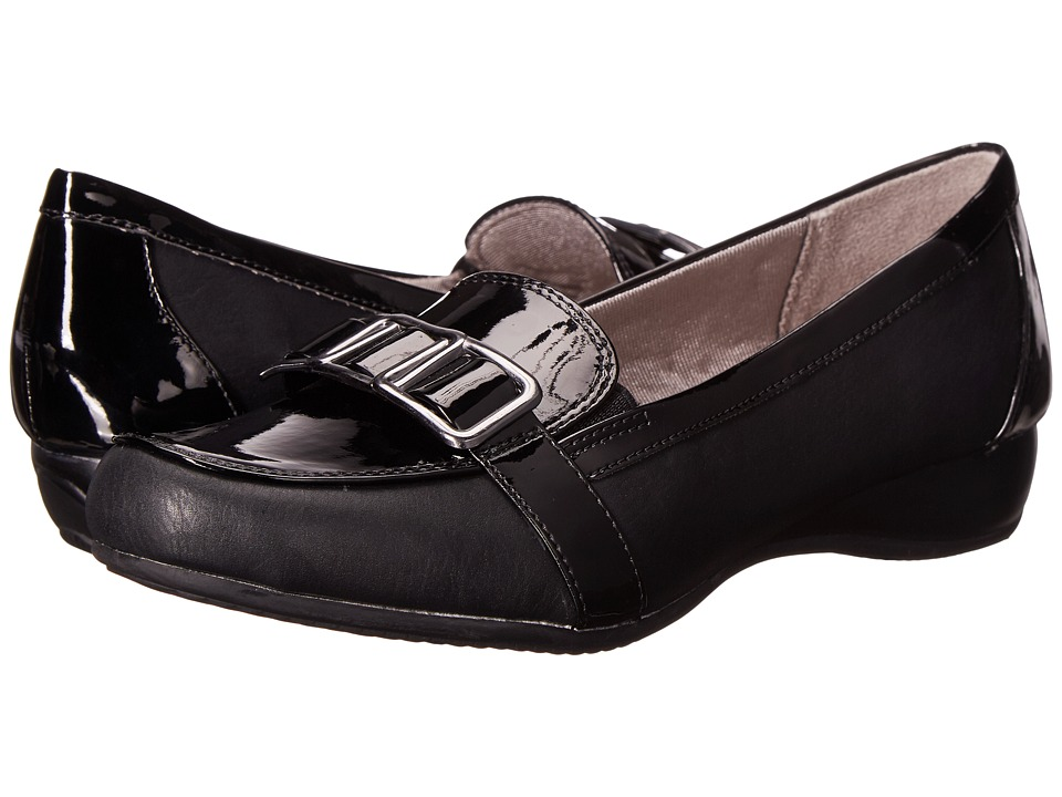 LifeStride - Denise (Black) Women's Shoes
