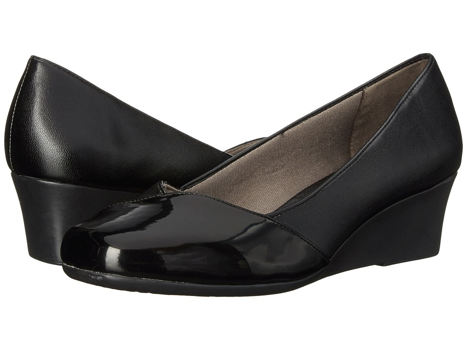 LifeStride - Glory (Black) Women's Shoes