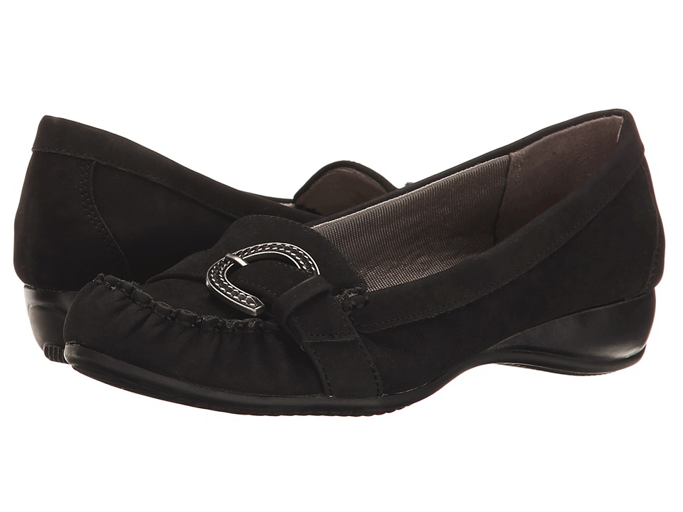 LifeStride - Dial (Black) Women's Shoes