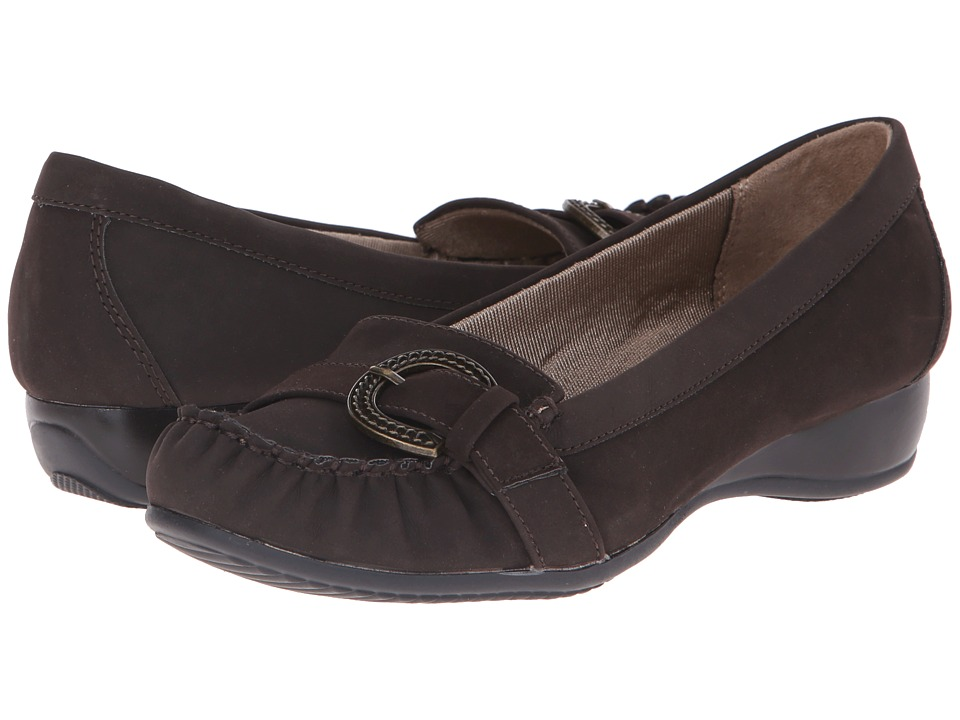LifeStride Dial (Dark Brown) Women