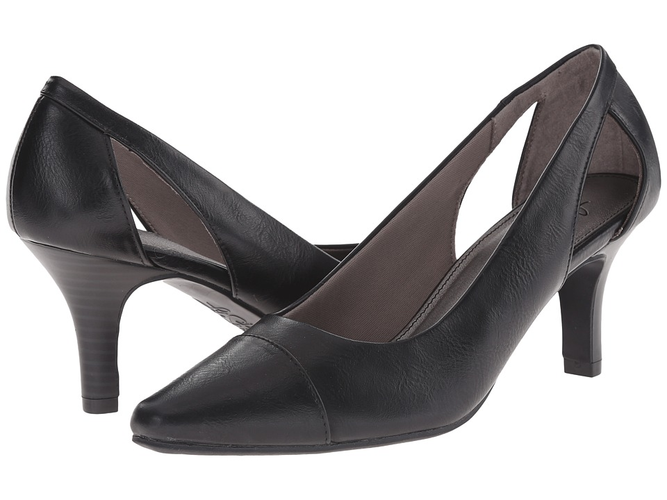 LifeStride Kimmy (Black 1) Women