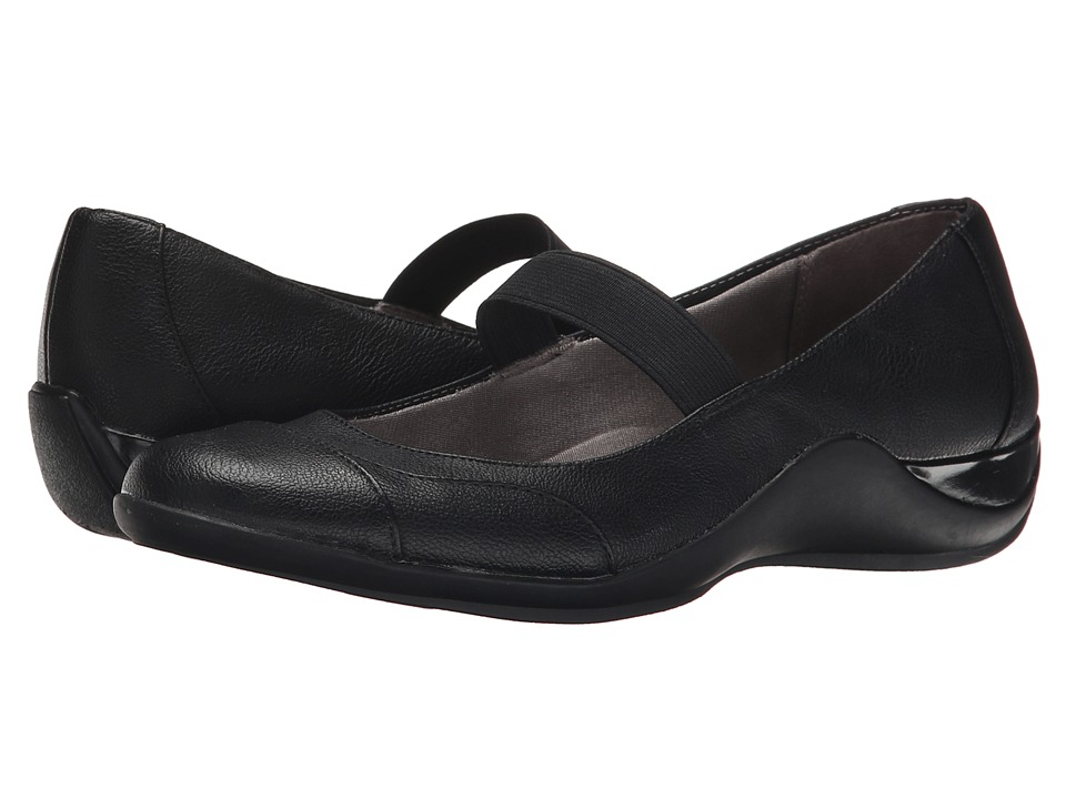 LifeStride - Murphy (Black) Women's Shoes