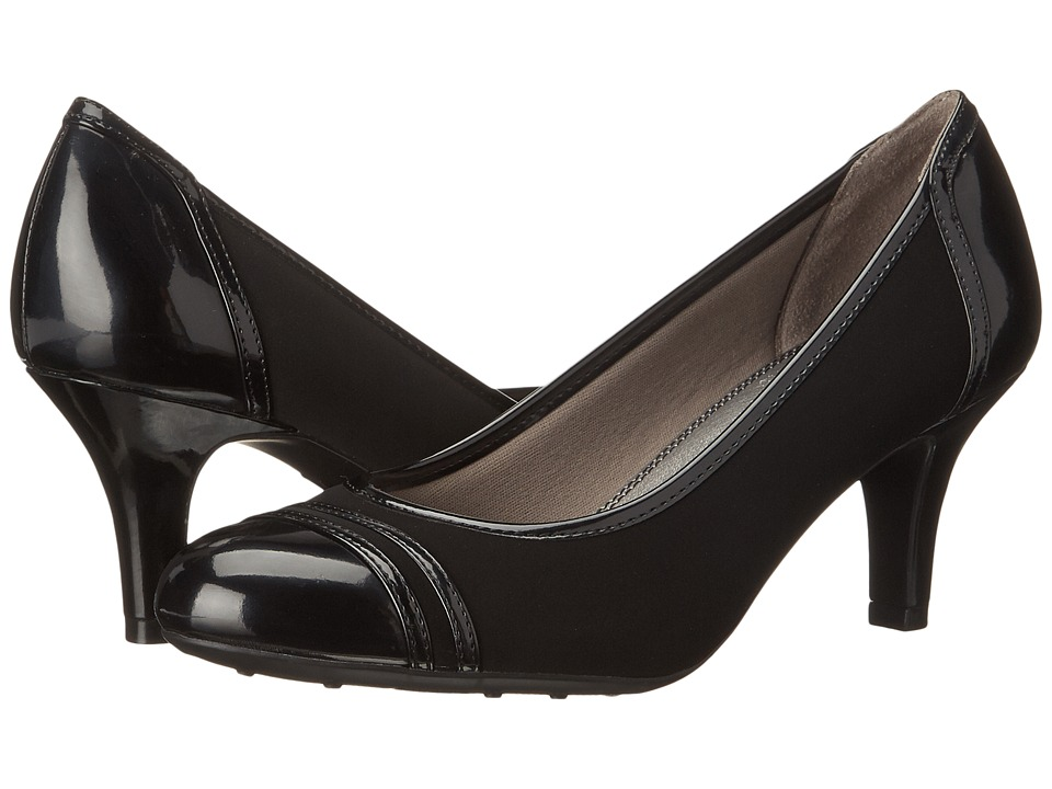 LifeStride - Petunia (Black) Women's Shoes