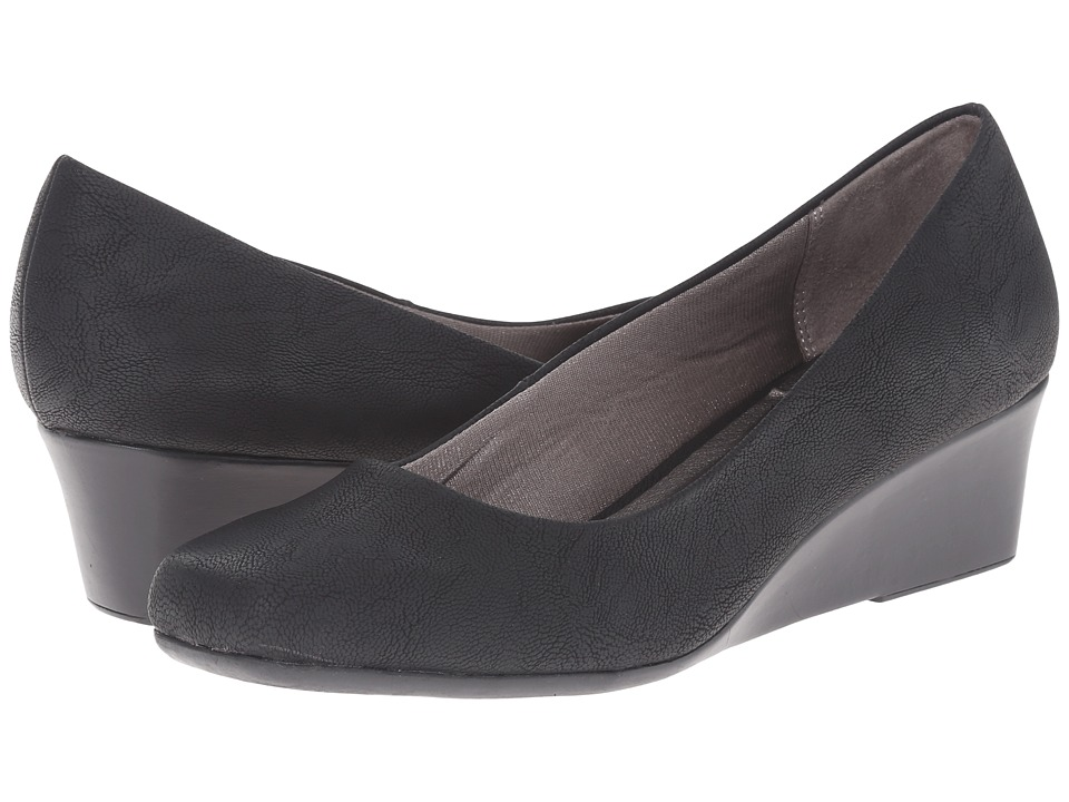 LifeStride - Gather (Black) Women's Shoes