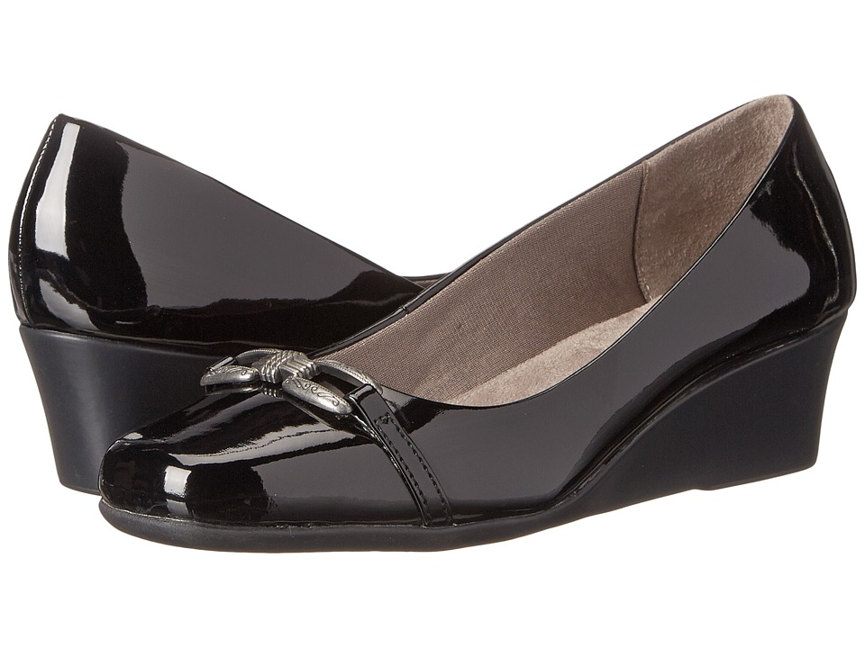 LifeStride - Grant (Black) Women's Shoes