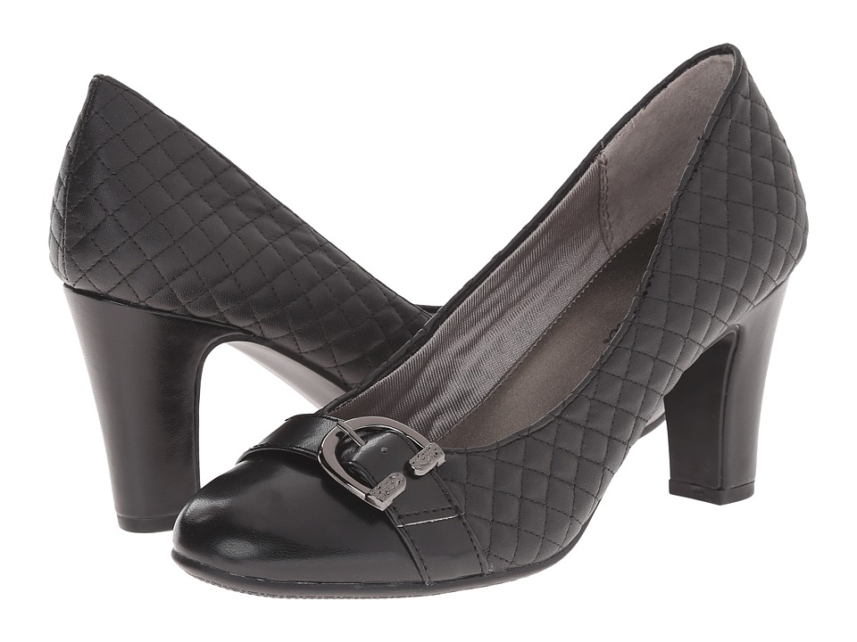 LifeStride Cara (Black) High Heels