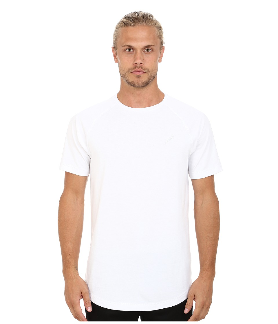 Publish - Marten Premium Jersey Short Sleeve Knit (White) Men's Short Sleeve Knit