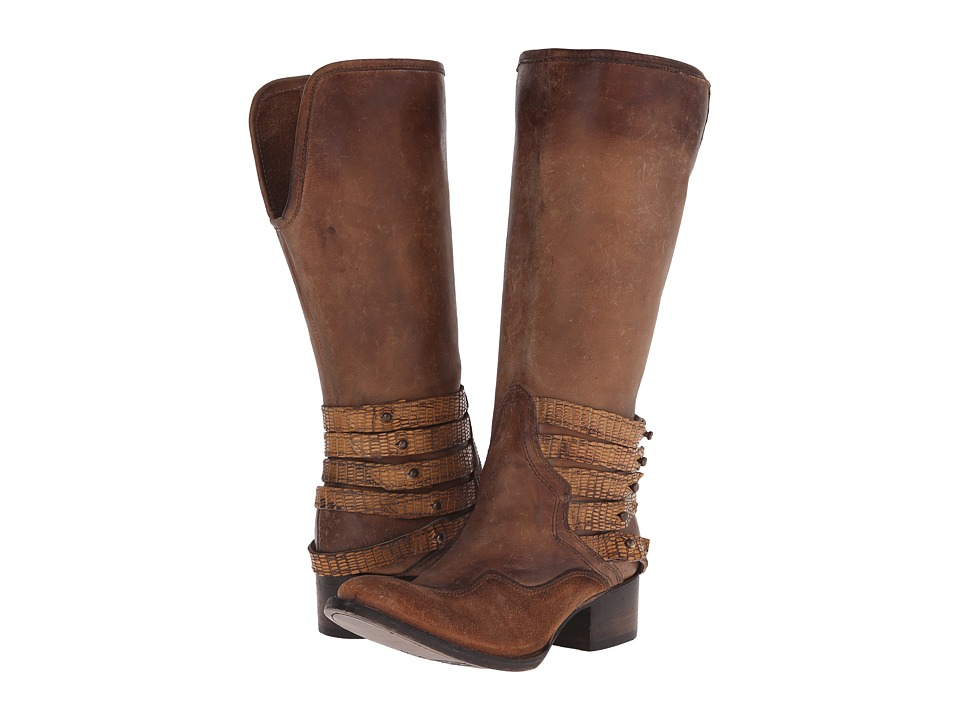 Freebird - Draft (Tan) Women's Boots