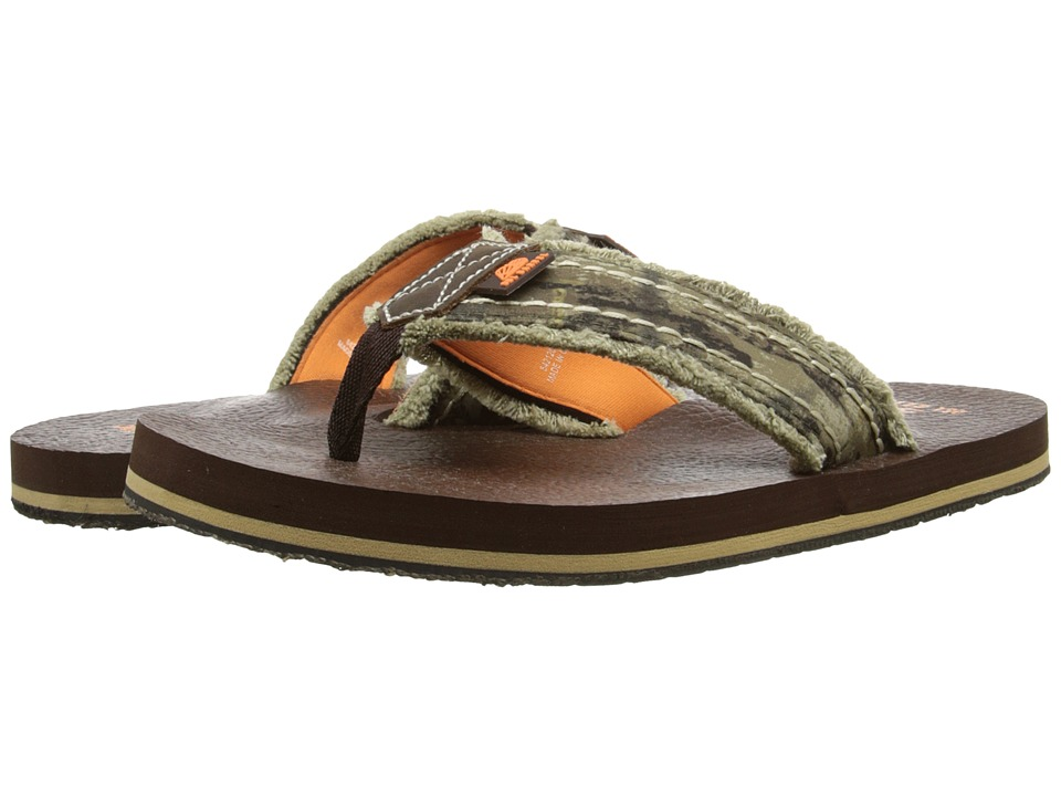 M&F Western - Flip Flop (Mossy Oak) Men's Sandals