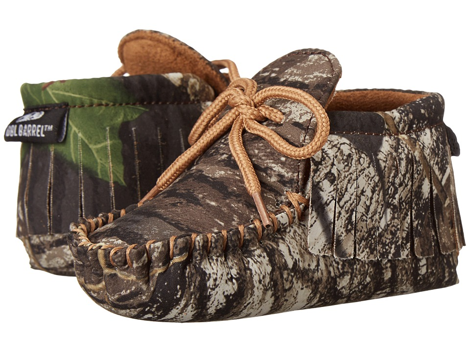 M&F Western - Mossy Oak Moccasin Bootie (Infant/Toddler) (Mossy Oak) Cowboy Boots