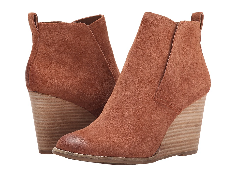 Lucky Brand - Yoniana (Chipmunk) Women's Shoes