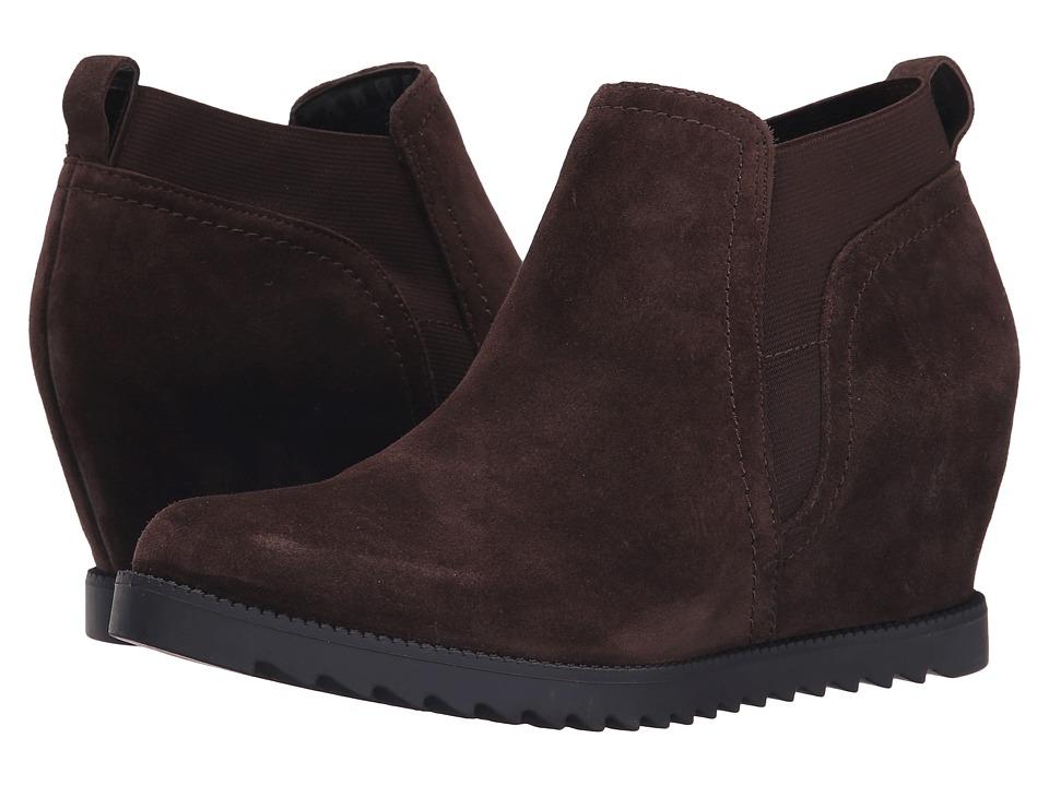Naturalizer - Darena (Oxford Brown Suede) Women's Boots