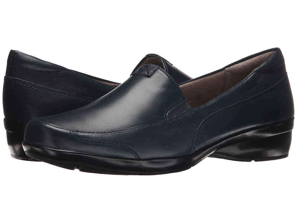 Naturalizer Channing (Classic Navy Leather) Women