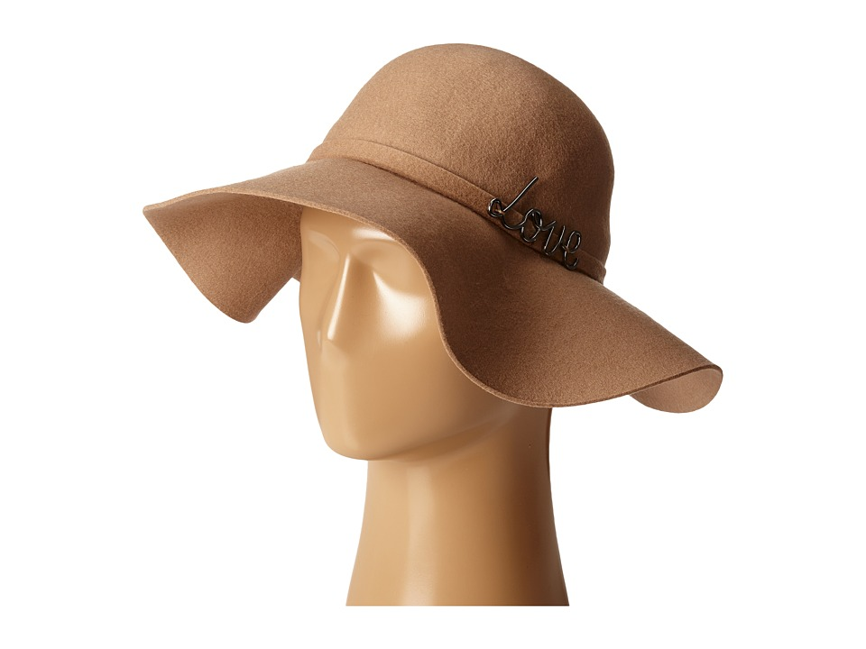 BCBGeneration - In Love Floppy (Oxford Tan) Traditional Hats