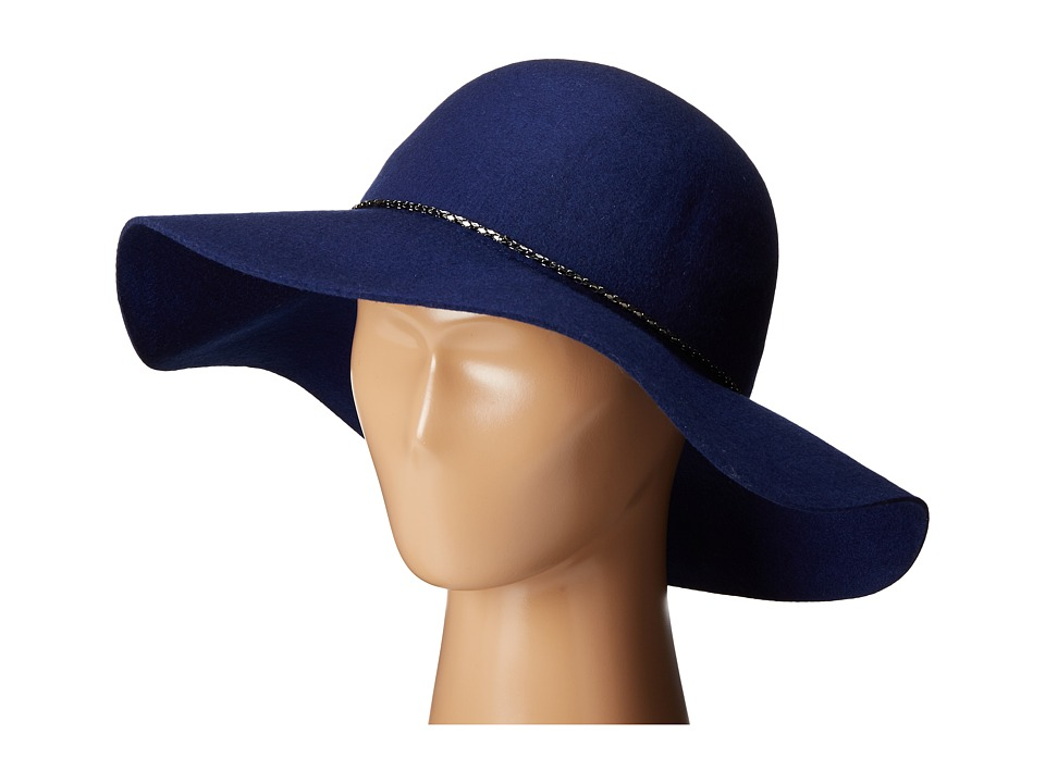 BCBGeneration - Chained Floppy (Navy Sea) Traditional Hats