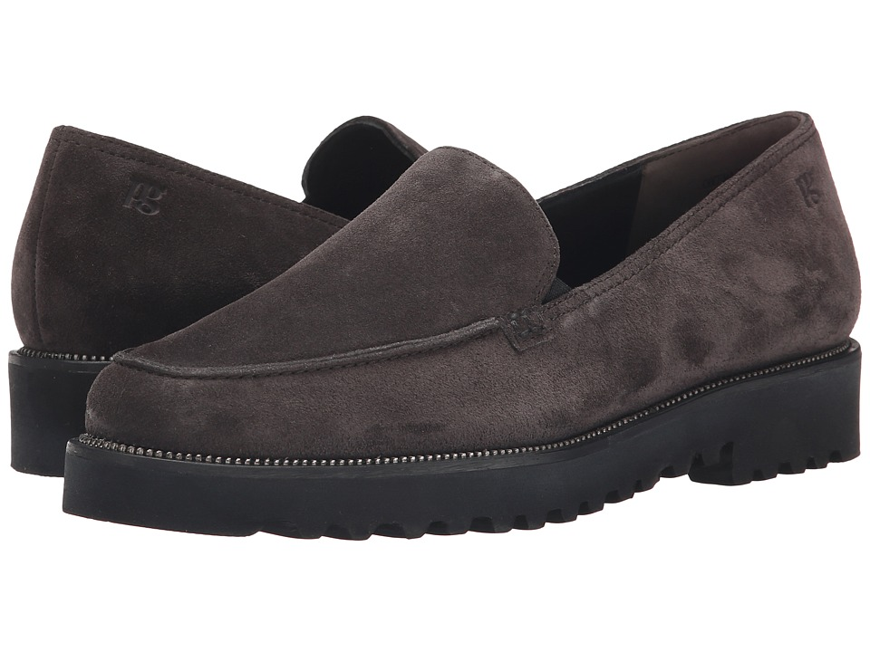 Paul Green - Ariana (Anthracite Suede) Women's Slip on Shoes