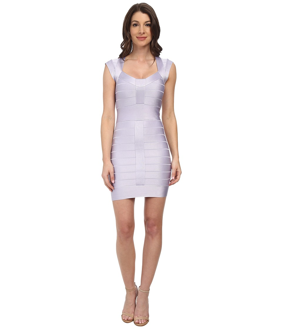 French Connection - Miami Spotlight Dress 71DLA (Purple Rinse) Women's Dress