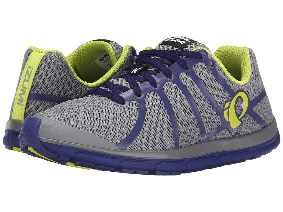 Pearl Izumi - Em Road N 1 v2 (Grey/Deep Wisteria) Women's Running Shoes
